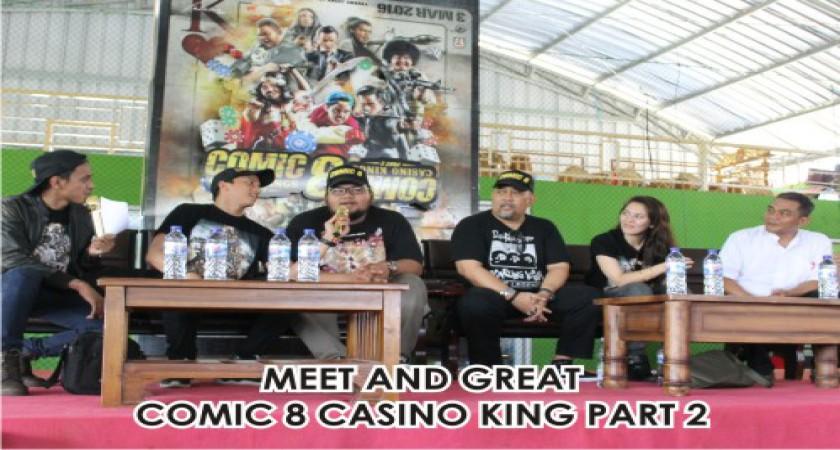 Meet And Greet Comic 8 Casino King