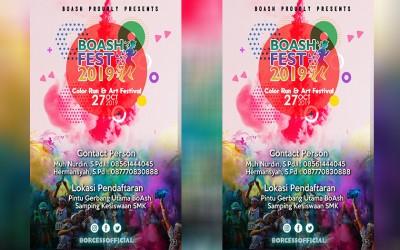 Boash Fest 2019