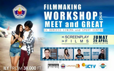 Meet and Greet Film ILY From 38.000 Ft
