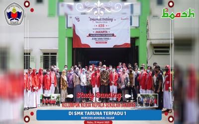 Study Banding Kelompok Kerja Kepala Sekolah Jakarta