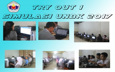 Try Out 1 UNBK