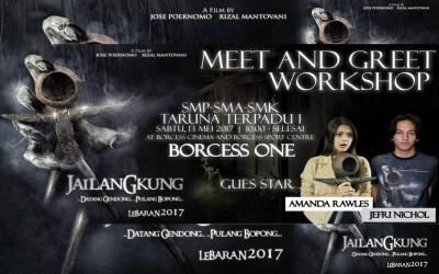 Meet And Greet Film Jailangkung