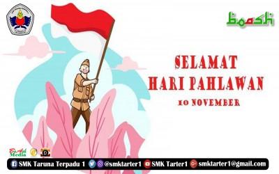 Selamat Hari Pahlawan