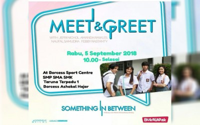 Meet & Greet Film Something In Between