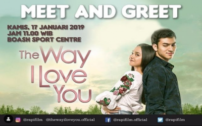 Meet And Greet The Way I Love You