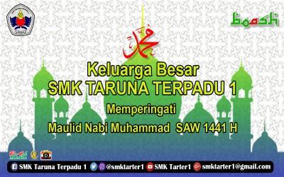 Maulid Nabi Muhammad SAW 1441 H