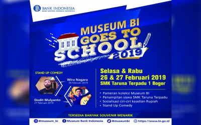 Museum BI Goes To School