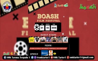 Award Festival Film Boash 2020