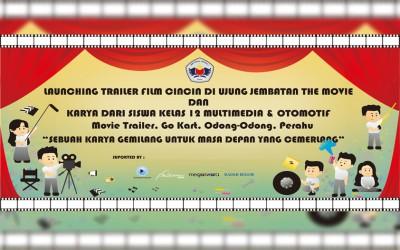 Launcing Karya Kelas XII Multimedia & TKR