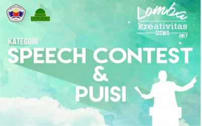 Lomba Speech Contest & Puisi !