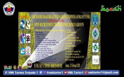 Requirement dan MOU SMK Taruna Terpadu 1 dengan PT