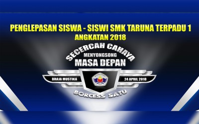 Graduation SMK Taruna Terpadu 1