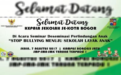 Seminar Deseminasi Perlindungan Anak